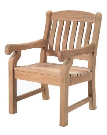 Manor Teak Sessel hochwertig
