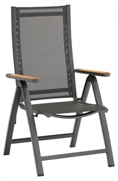 Zebra Fly Hochlehner Relaxsessel graphite/carbon grey