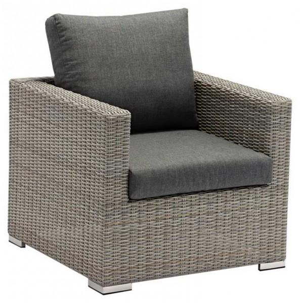 Zebra jack Lounge Comfort Sessel slate