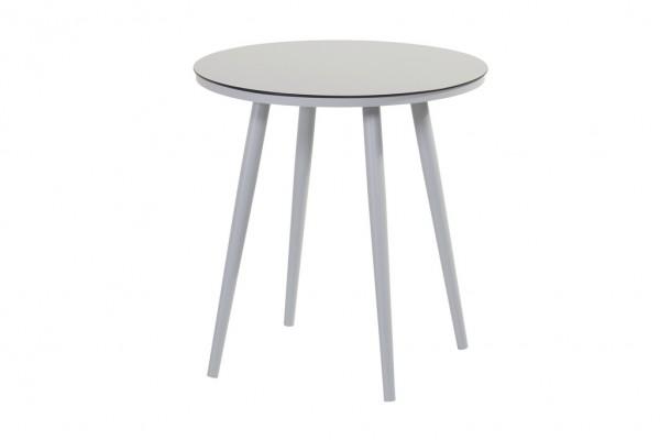 Hartman Sophie Studio Bistro Tisch HPL/Aluminium grau