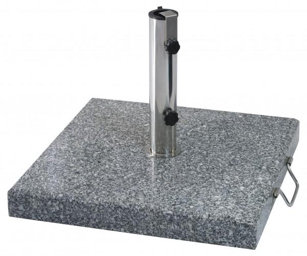 zebra schirmst nder granit mit rollen und griff gartenm bel von talaso talaso gartenm bel. Black Bedroom Furniture Sets. Home Design Ideas