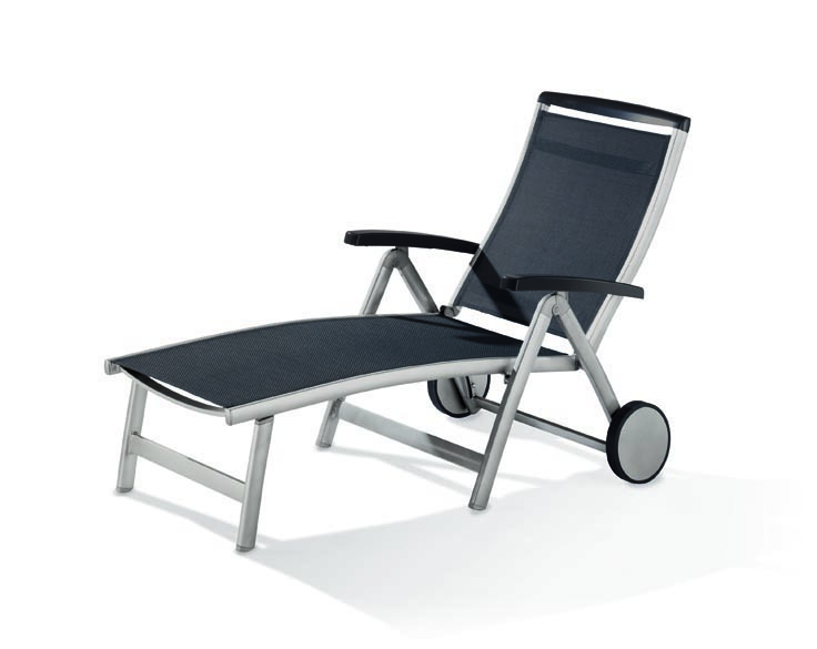 sieger exclusiv royal liege mit rollen klappbar talaso. Black Bedroom Furniture Sets. Home Design Ideas