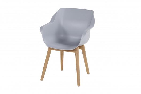 hartman sophie studio sessel teak kunststoff grau online kaufen bei talaso talaso. Black Bedroom Furniture Sets. Home Design Ideas