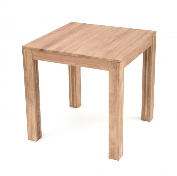 Valencia Teak Tisch Indoor 75 x 75 cm