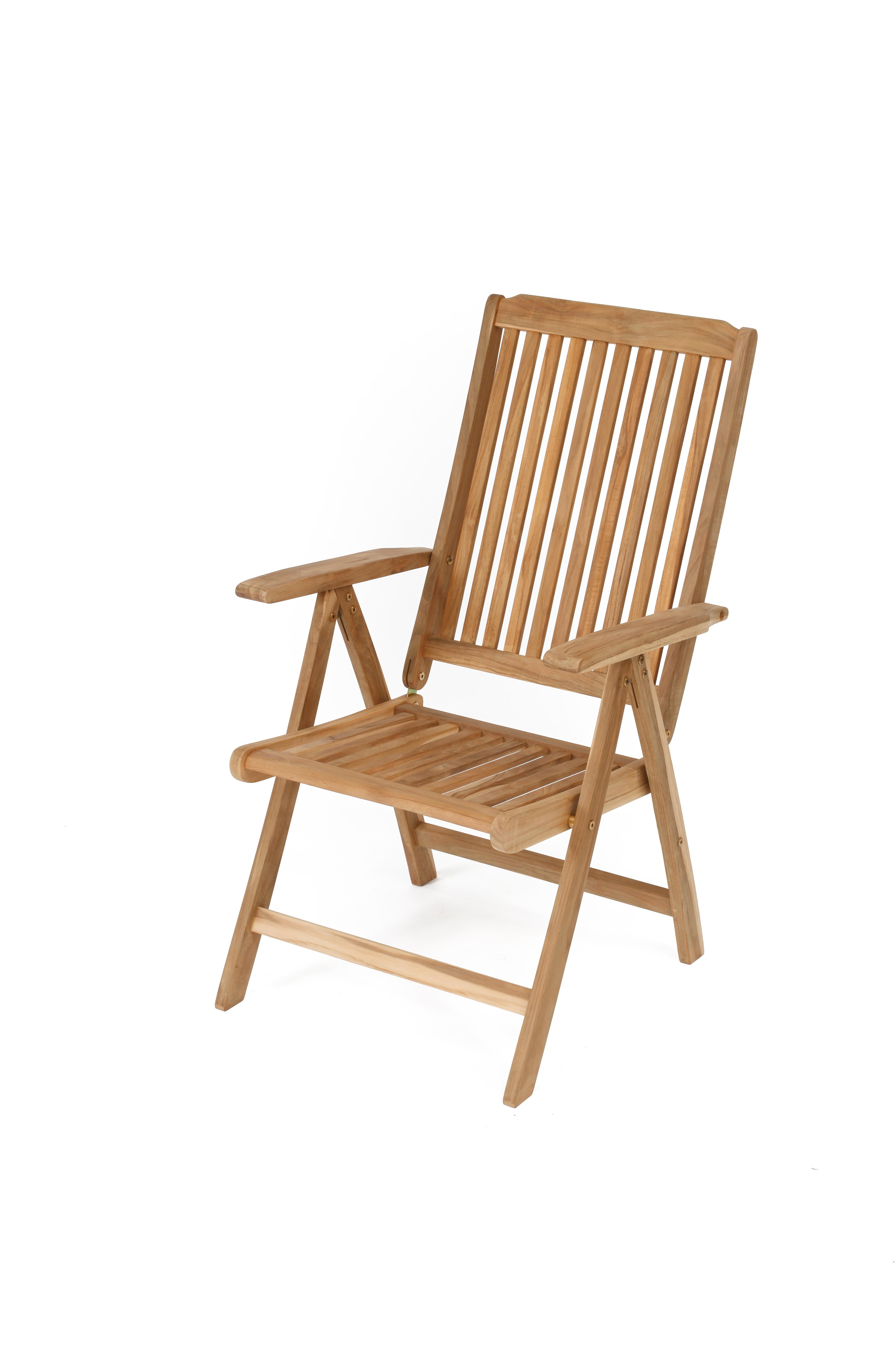 michel teak relaxsessel hochlehner klappsessel talaso gartenm bel outlet online shop. Black Bedroom Furniture Sets. Home Design Ideas