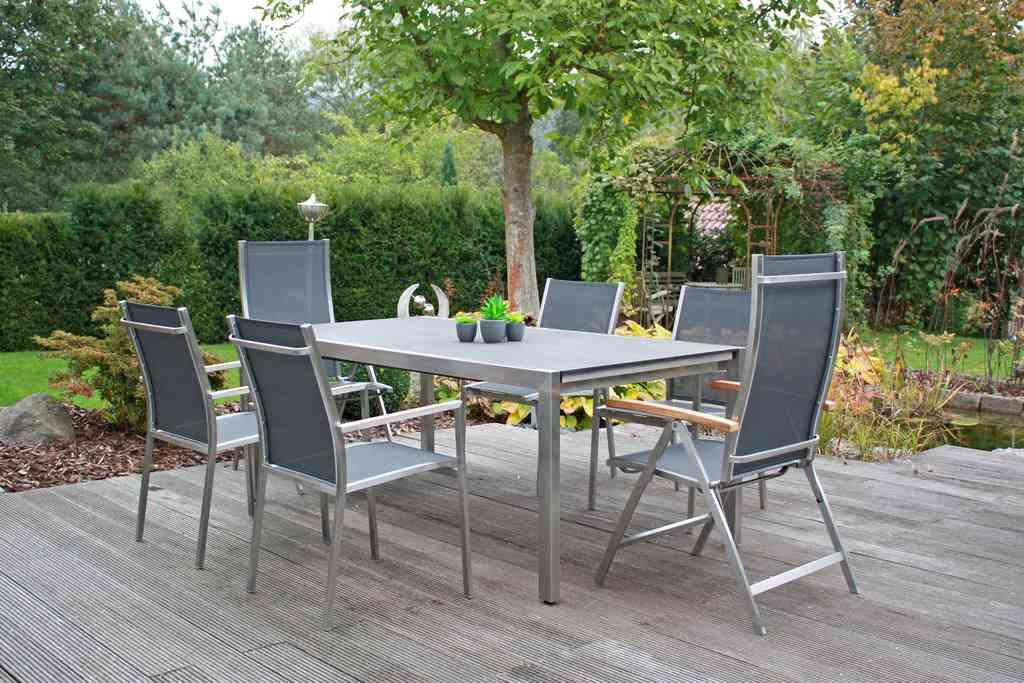 zebra one hochlehner klappsessel taupe design online kaufen talaso gartenm bel outlet. Black Bedroom Furniture Sets. Home Design Ideas