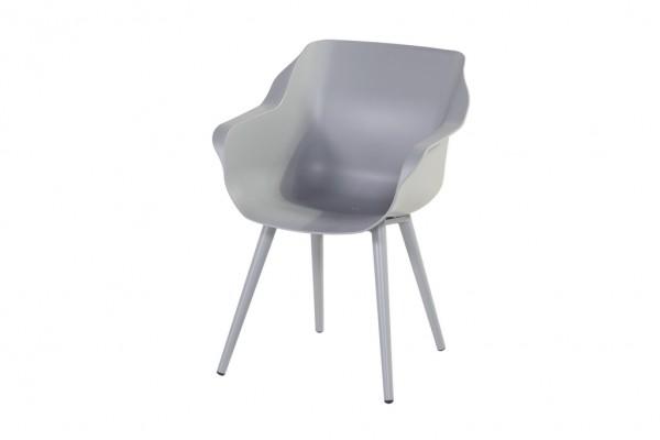 Hartman Sophie Studio Sessel Aluminium/Kunststoff grau
