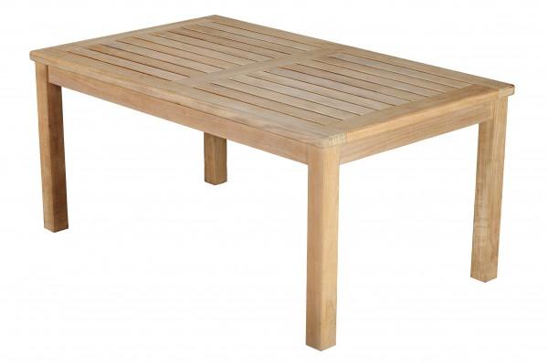 Seashell Teak Tisch 120 x 80 cm