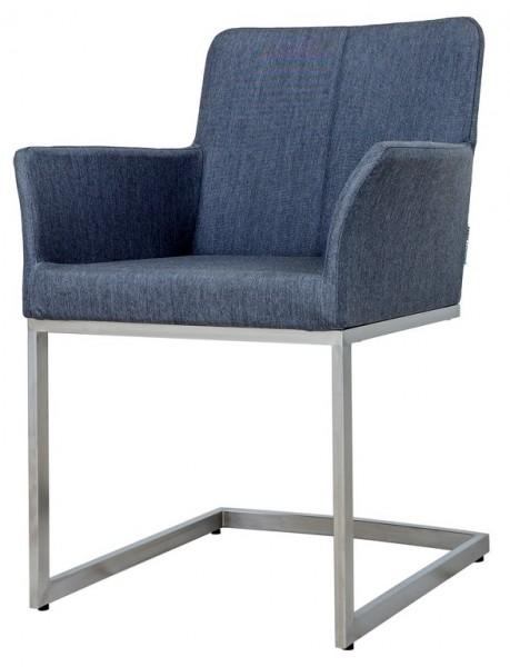 Zebra Annex Swing Sessel Edelstahl/Tuvatextil® wasserdicht