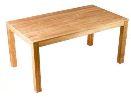 Rustic Teak Tisch Indoor 130 X 80 Cm